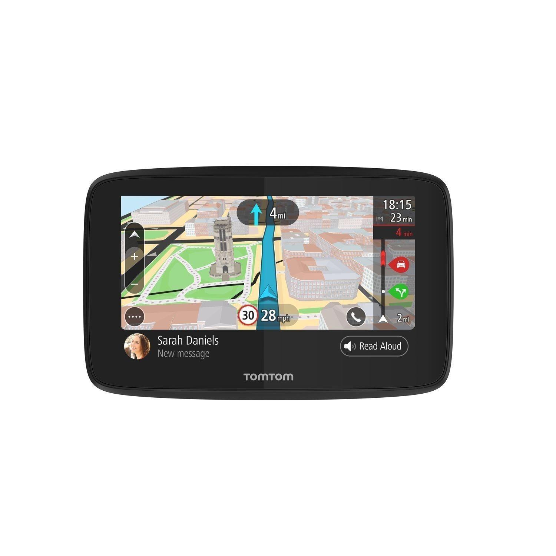 Tomtom GO 520 Automobile Portable GPS Navigator - Mountable