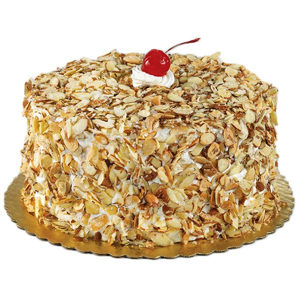 Giant Eagle Toasted Almond Cake Image Food Products Pinterest