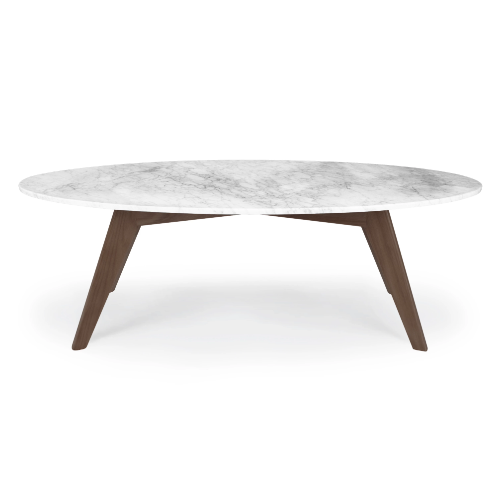 Riley Marble Oval Coffee Table Marble Coffee Table Living Room Marble Round Coffee Table Living Room Coffee Table [ 1000 x 1000 Pixel ]