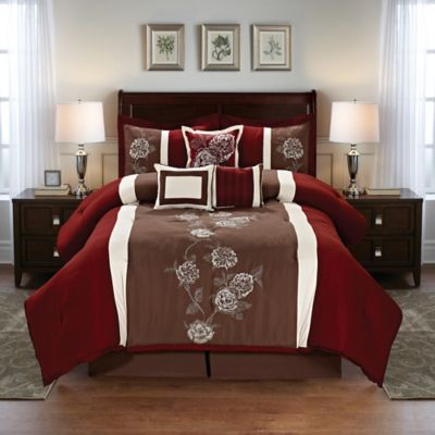 Add A Touch Of Class To Your Bedroom With The Exquisite Floral 7