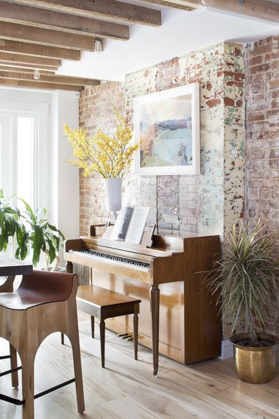 Decor Photos | Loved Indoor Spaces in 2019 | Townhouse, Brooklyn