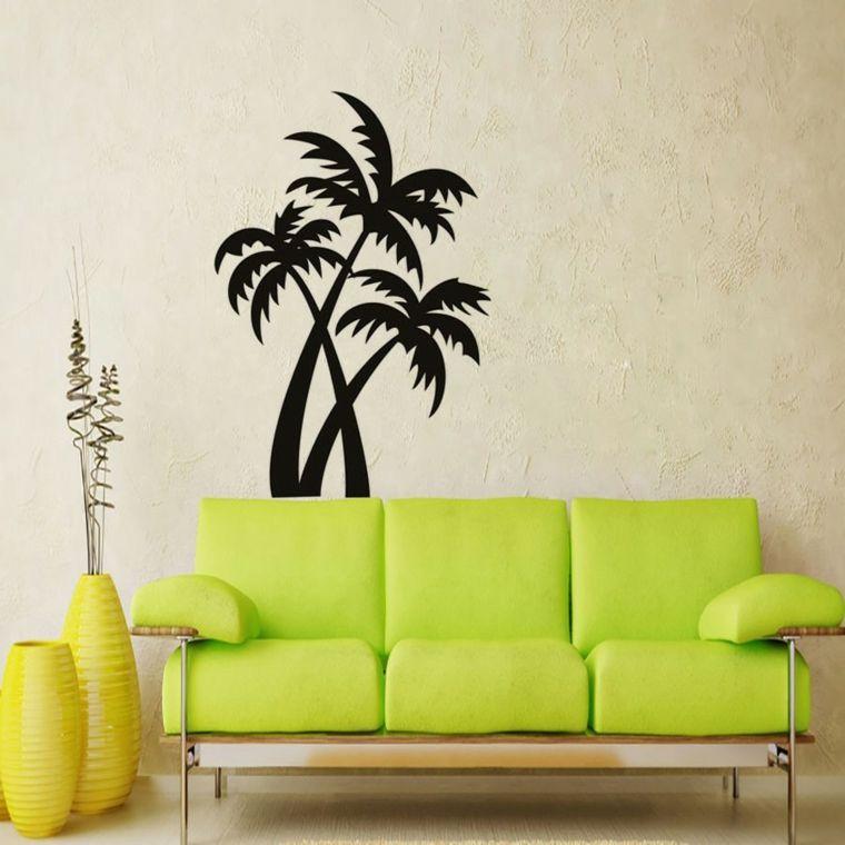 Vinilos decorativos baratos para decorar las paredes decoraci n de interiores y exteriores - Vinilos decorativos para exteriores ...