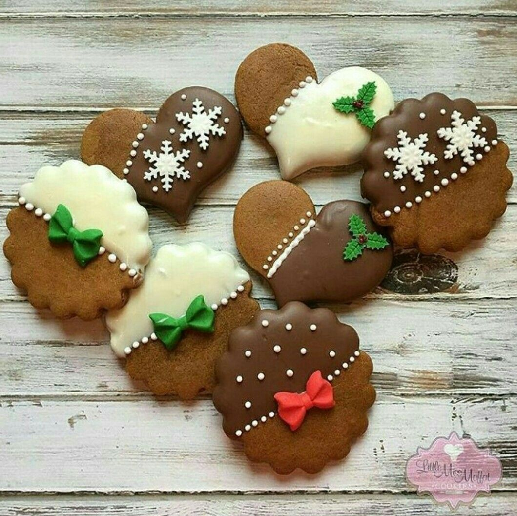 Dolci Di Natale Fatti In Casa.Pin Di An Su Wow Christmas Desserts Gingerbread