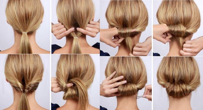 Peinados Faciles Paso A Paso 3 Ideas Para Copiar Peinados