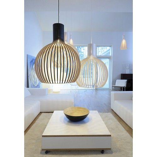 Octo 4240 pendant \/ Pendelleuchte lamp Pinterest Leuchten - schlafzimmer lampen decke