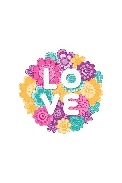 Poster - Love Flores