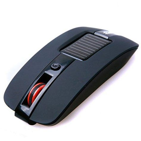 Extremely Good T003 Solar Energy Mouse Wireless Mouse Black - http://www.yourglt.com/extremely-good-t003-solar-energy-mouse-wireless-mouse-black/?utm_source=PN&utm_medium=http%3A%2F%2Fwww.pinterest.com%2Fpin%2F368450813235896433&utm_campaign=SNAP%2Bfrom%2BGreening+Your+Home