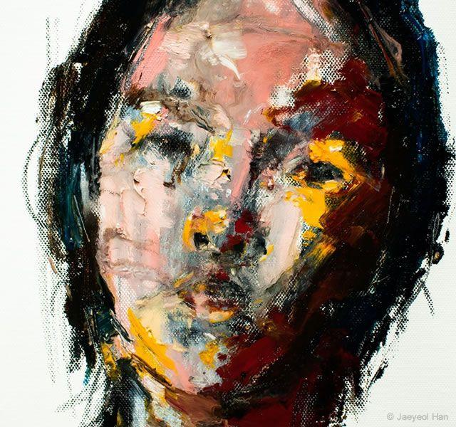 Painting by Jaeyeol Han