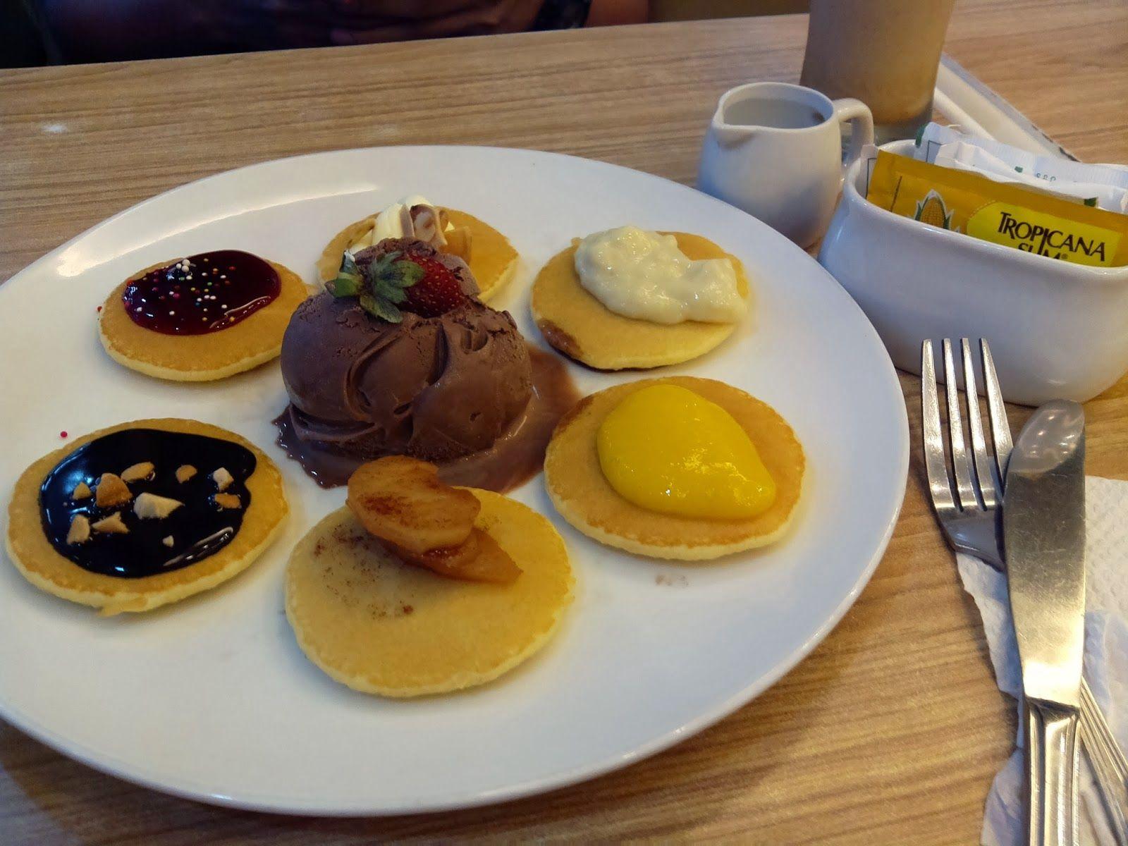 Kelezatan di Balik MenuMenu Pancake dari Mr. Pancake