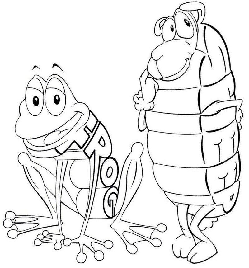 Epic Frog And Sheep Wordworld Coloring Page Santa Coloring Pages Dinosaur Coloring Pages Cartoon Coloring Pages