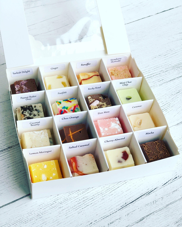 Original Fudge Selection Box
