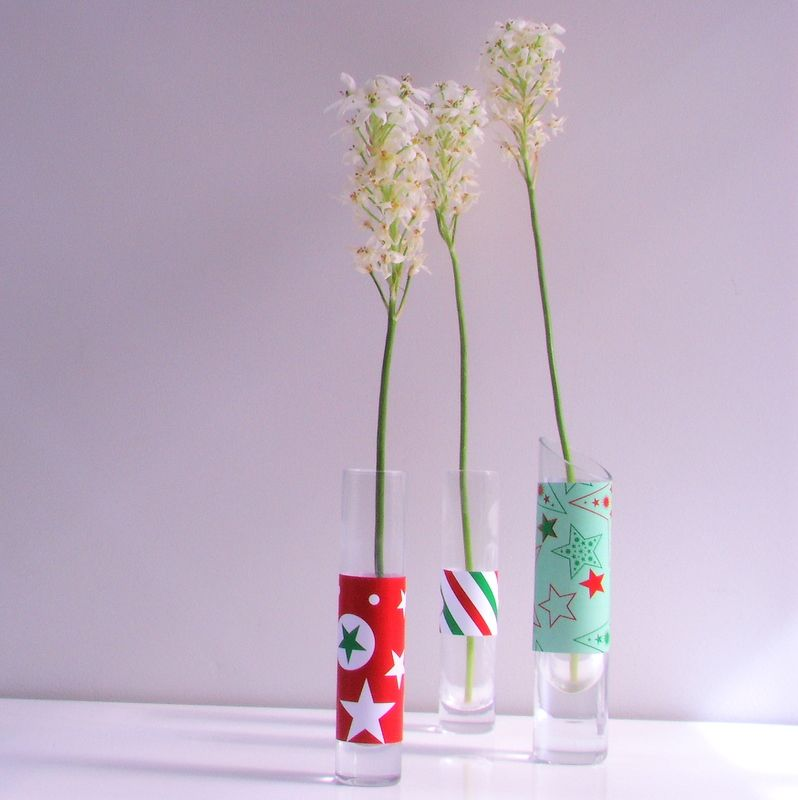 christmas vase crafts - Google Search