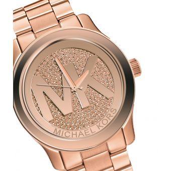 0b7a7a206d99 Reloj Michael Kors Dorado - Rosado  reloj  michaelkors  mujer   michaelkorsperu  peru