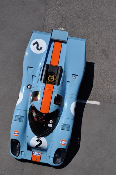 Gulf Porsche 917 Via Formfreu De German Iron Race Cars Porsche Sports Cars Luxury