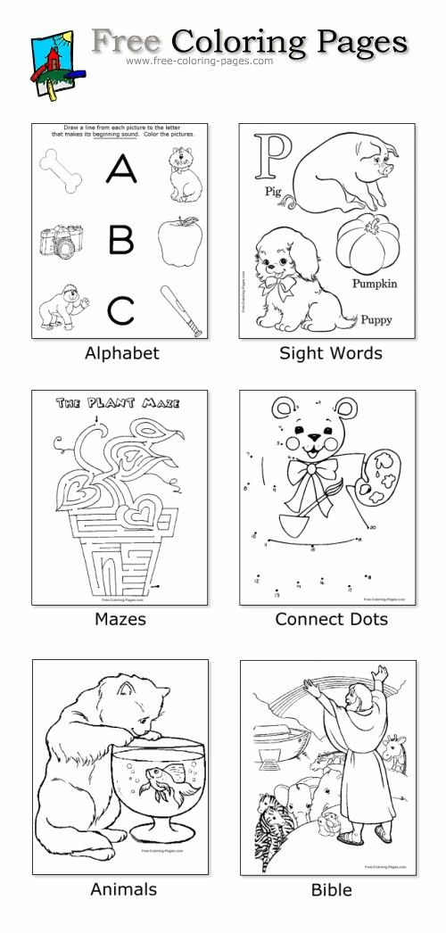 Free coloring pages and hundreds of other free printables ...