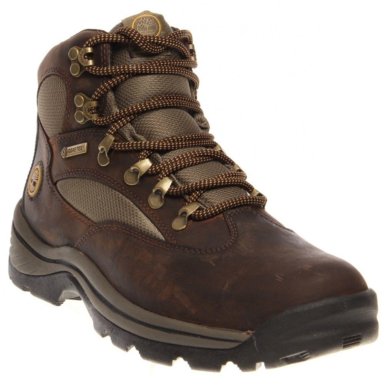 e09e33c72ac Timberland Women's Chocorua Trail Hiking Boots, Brown Leather, 5 W ...