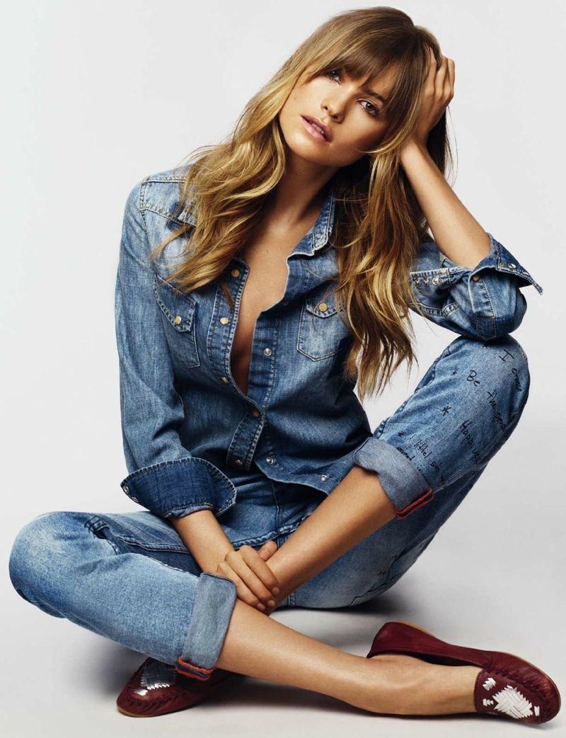 HOMEEDITORIALEXCLUSIVEAD CAMPAIGNSLOOKBOOKSSTYLEHAIRSTYLESCELEBRITYFAQ EXCLUSIVE: CAMILLA CHRISTENSEN ON STARRING IN G-STAR RAW'S FALL 2015 CAMPAIGNEXCLUSIVE: LINNEA GRONDAHL IN 'BLOSSOM BEAUTY' BY SAM BISSOLILY-ROSE DEPP LANDS HER FIRST CHANEL CAMPAIGN AT 16LAETITIA CASTA SHOWCASES NATURAL BEAUTY IN COVER STORY FOR ELLE FRANCEKATE MOSS, SIENNA MILLER + MORE STARS POSE IN SAVE THE ARCTIC T-SHIRT