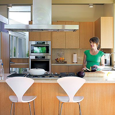 updating a classic midcentury home mid century modern kitchenmid - Mid Century Modern Kitchen Update