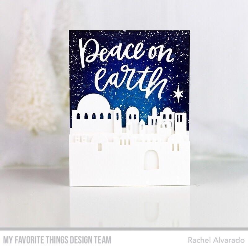 Peace On Earth, My Favorite Things DieNamics in 2020
