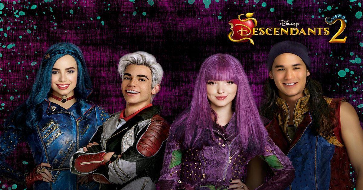 Watch Descendants TV Show | Disney Channel on DisneyNOW