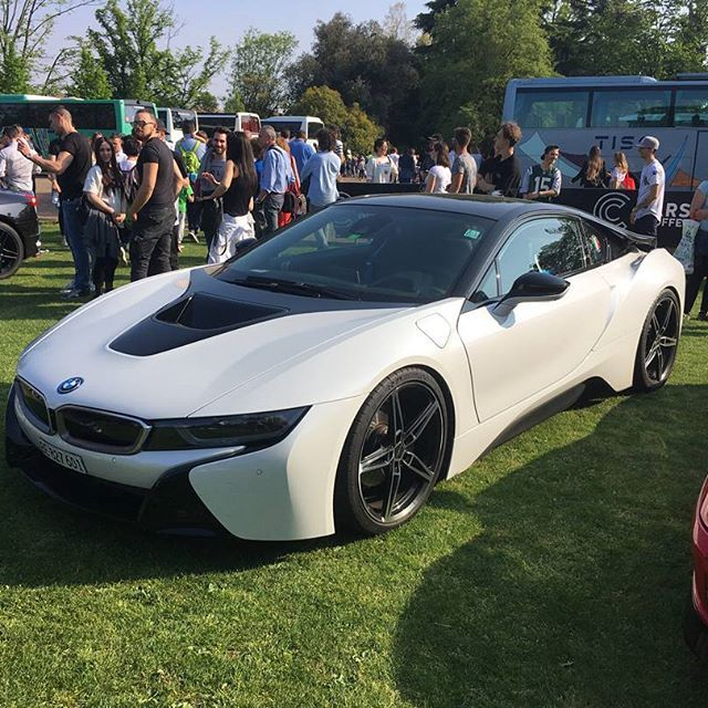 Bmw I8 Bmw I8 Bmwi8 Motorsport Electric Bmwelectric Msport