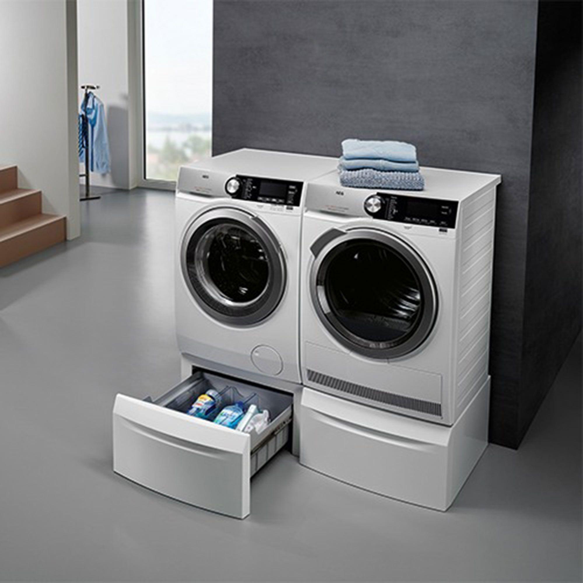 Opbergen Wasmachine Affordable Onderkast Wasmachine Bc Van