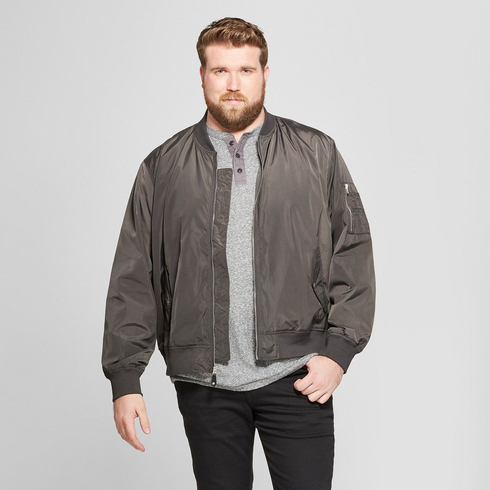The Next Time Its Chilly Out Rethink Reaching For That Ratty Hoodie And Slip On This Matte Bomber Jacket From Goodfellow Bomber Jacket Jackets Stylish Jackets [ 1000 x 1000 Pixel ]