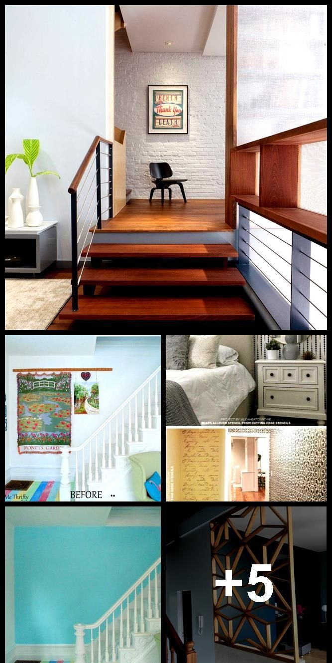 57 Ideas wallpaper accent wall entryway stairs for 2019 57 ...
