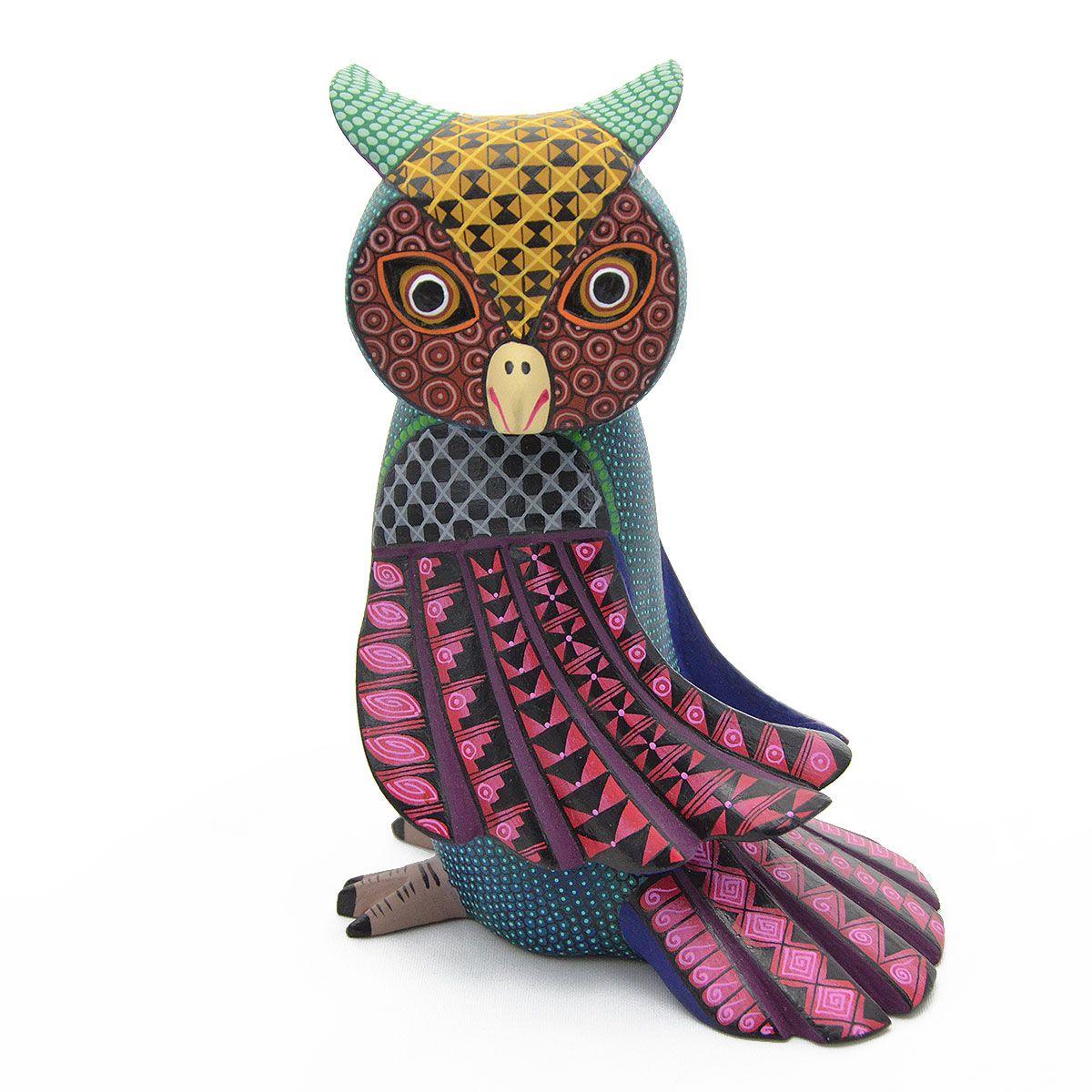 Eduardo Fabian & Daniela Hernandez: Medium Owl