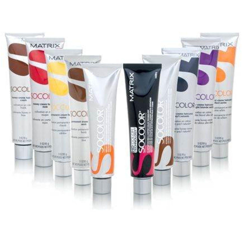 Matrix Socolor Honey Cream Hair Color 508 W Medium Natural Warm