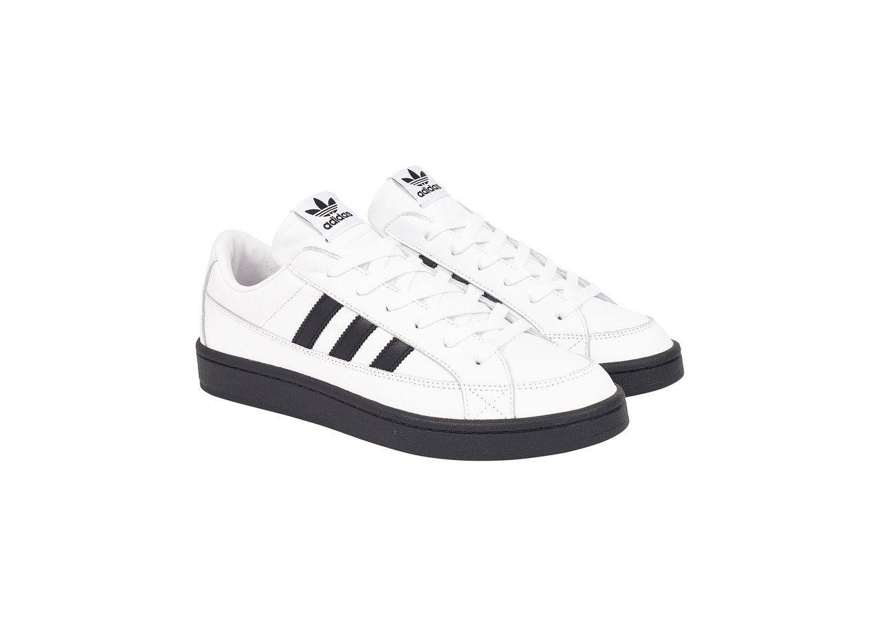 8079bbcc353 Adidas Palace Camton White / Black | schoenen - Adidas, Adidas ...