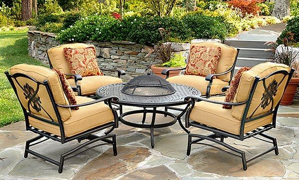 Patio Furniture Agio Outdoor Chairs Tables Dining Sets Housewarmings