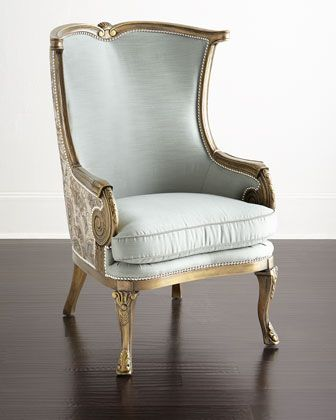 Adeline Chair By Massoud At Neiman Marcus As Seen On Neimanmarcus