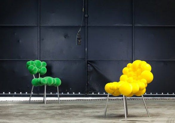 Sedute Mutation by Maarten De Ceulaer | Atomic Decor | Pinterest ...