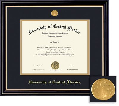 ucf knights diploma frame by framing success a division of herff jones perfect for