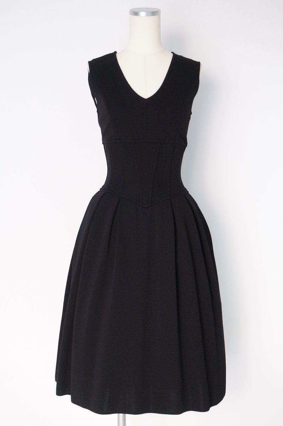 de4e610fc6cff フォクシー マジックフレアードレス 38   レンタルリトルブラックドレス テン Rental Little Black Dress ten.