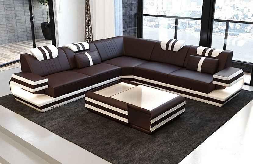 Sofa Dreams Ecksofa Ragusa L Form