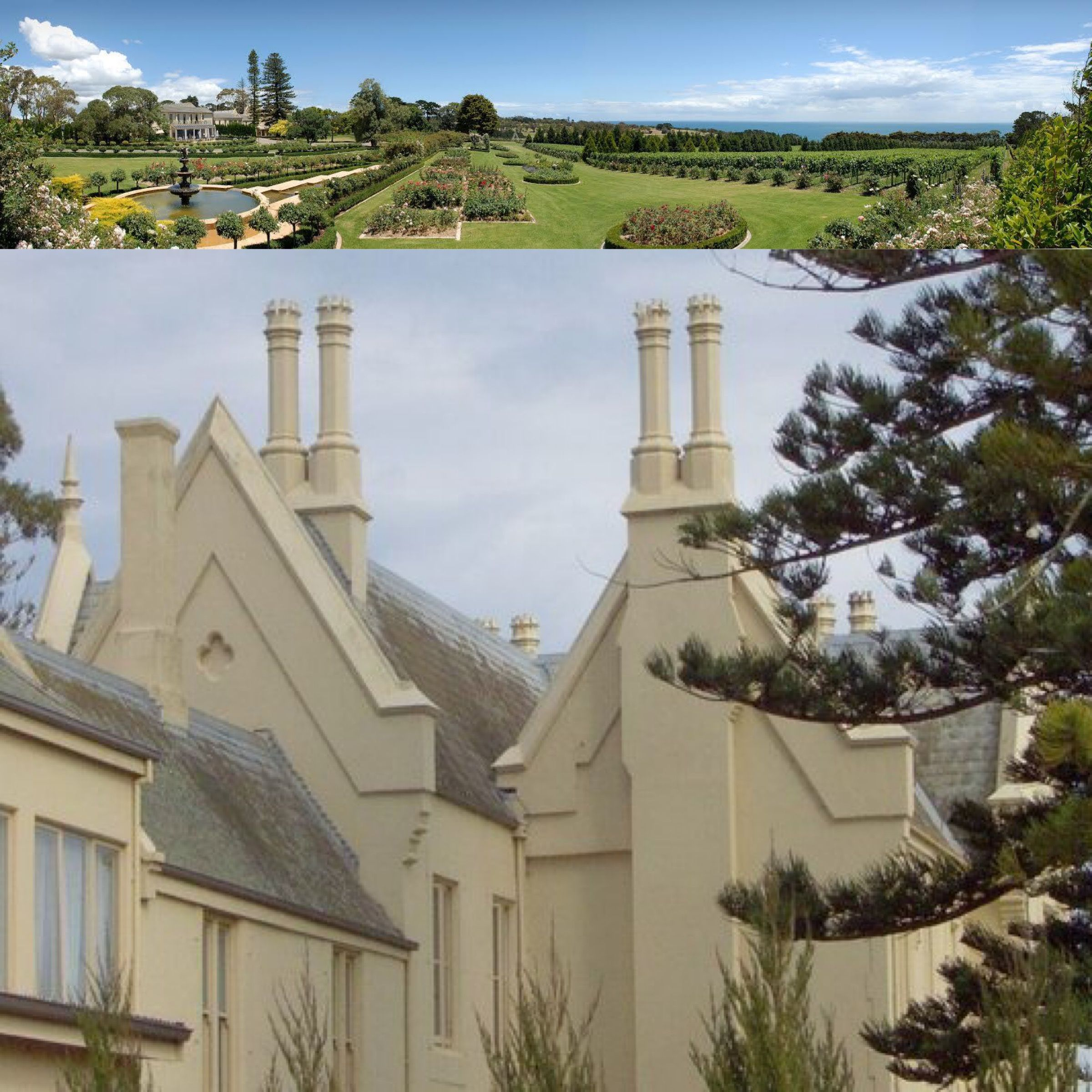Pin on Mansions, Homesteads and Significant Villas of Victoria