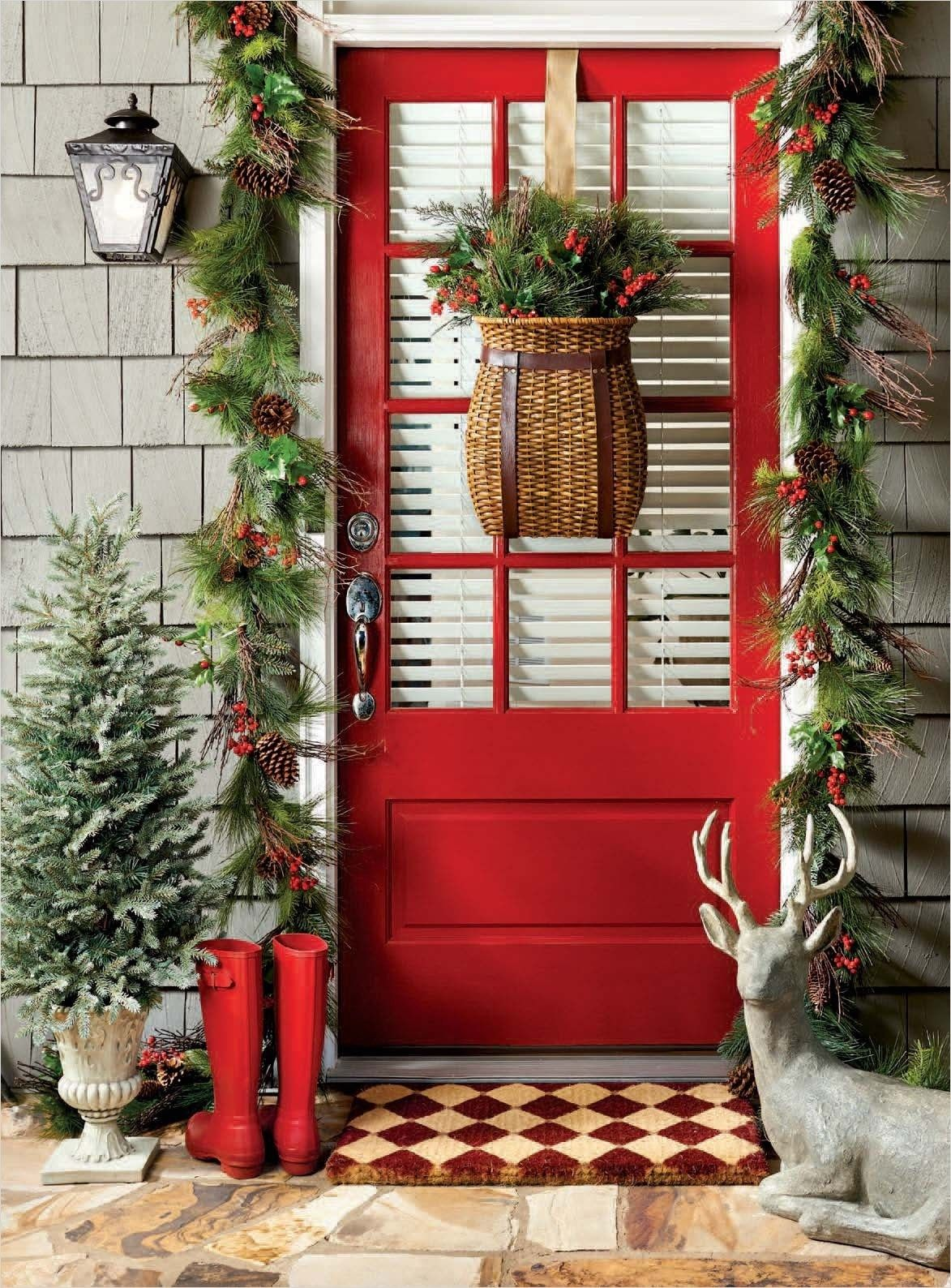 41 Amazing Country Christmas Decorating Ideas