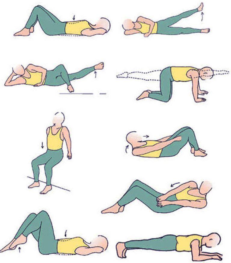 Какими упражнениями быстро сбросить вес
