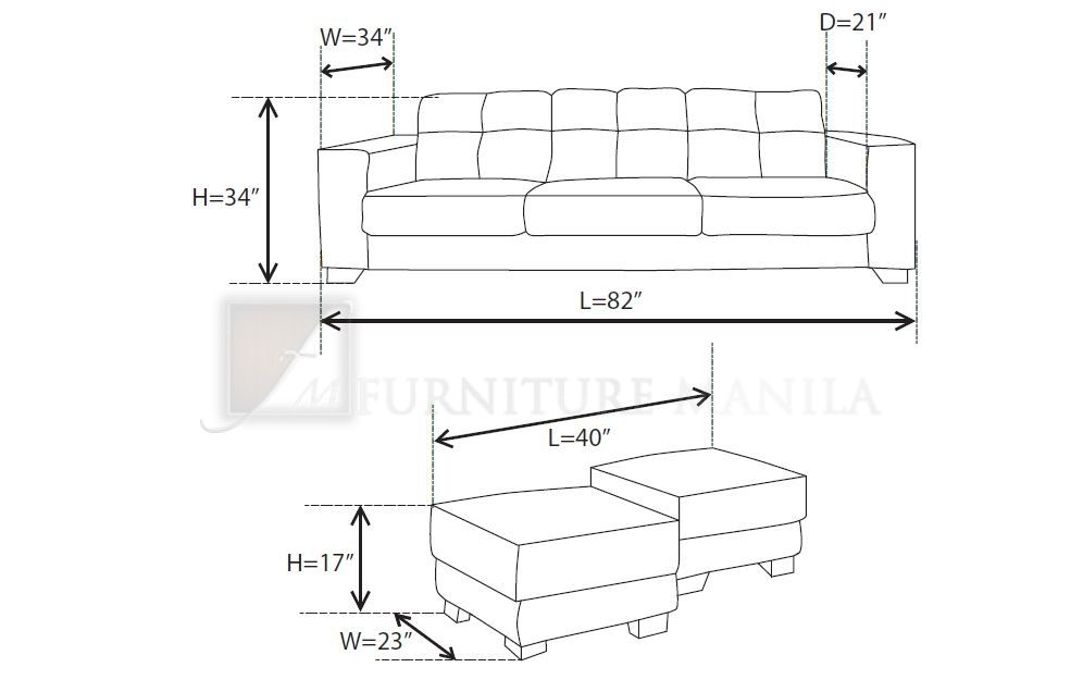 Average Couch Dimensions In 2020 Sofa Inspiration Cushions On Sofa Couch And Loveseat