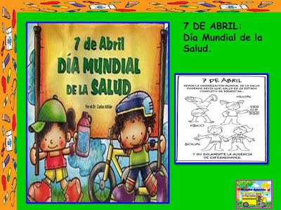 Imagenes De Las Efemerides De Abril Efemerides Abril Maestra Asuncion Maestros
