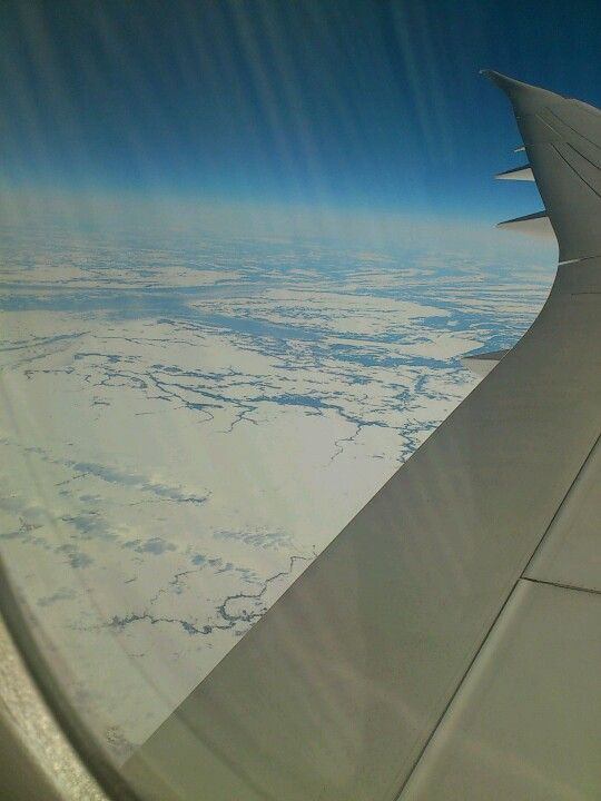 From air plane boring 787