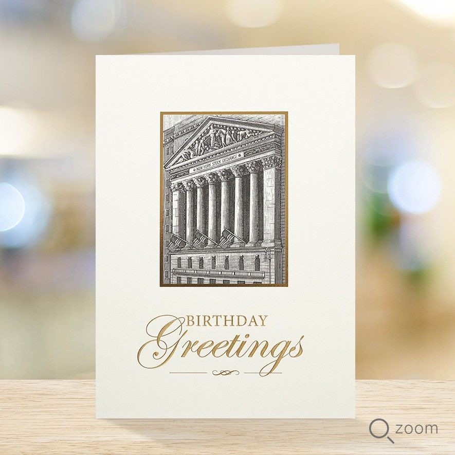 Financial - Birthday - Cards & Envelopes | Financial Birthday ...