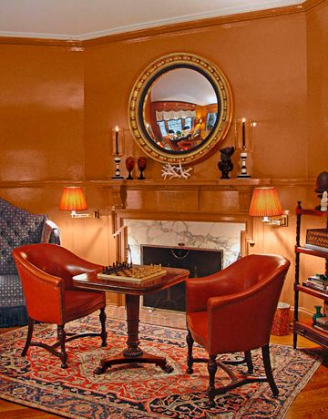 Best 25 Orange Living Rooms Ideas On Pinterest