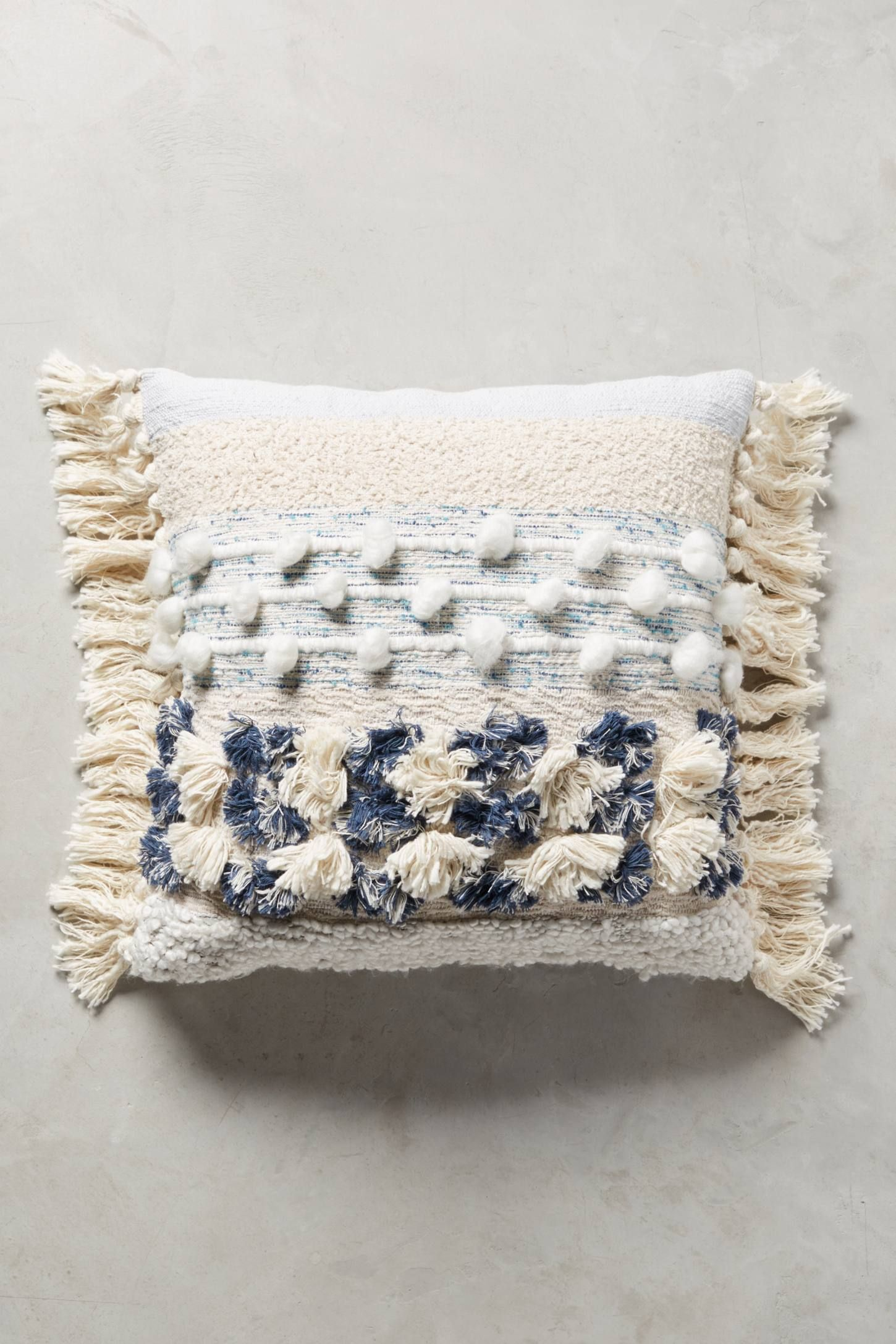 marisol pillow cushions anthropologie and pillows. Black Bedroom Furniture Sets. Home Design Ideas