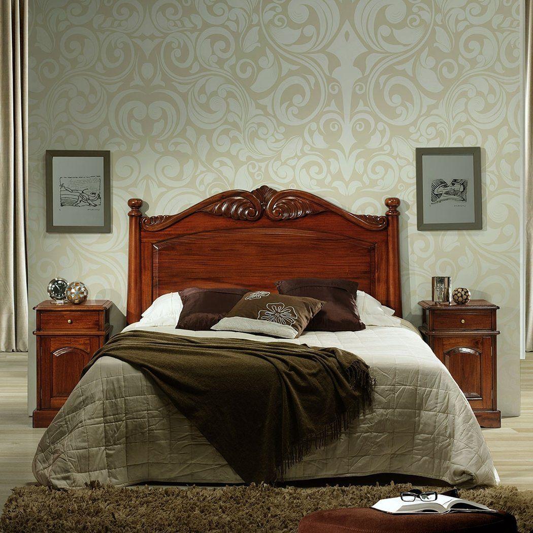 Dormitorio Clasico De Matrimonio Caoba Residencia Bj Rman  # Muebles Caoba Sevilla