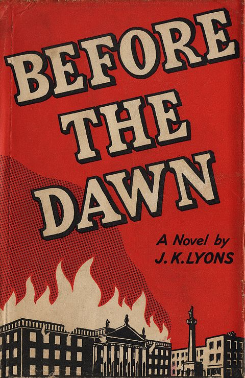 Before the Dawn, J.K. Lyons, Gill & Son (1946). Cover design: uncredited