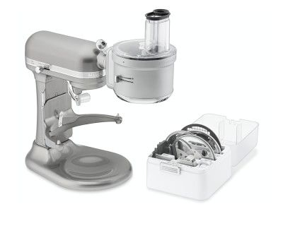Stupendous Kitchenaid R Food Processor Attachment With Dicing Kit Beutiful Home Inspiration Cosmmahrainfo