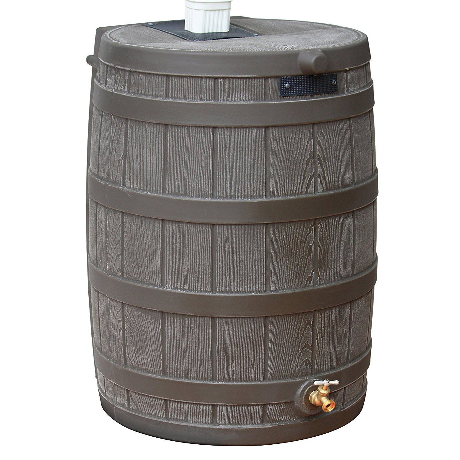 Good Ideas Rain Wizard 50 Gal Rain Barrel Walmart Com In 2020 Rain Water Collection System Rain Water Collection Diy Rain Water Collection